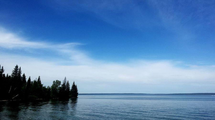 Landscape Horizon Over Water Sky Nature First Eyeem Photo