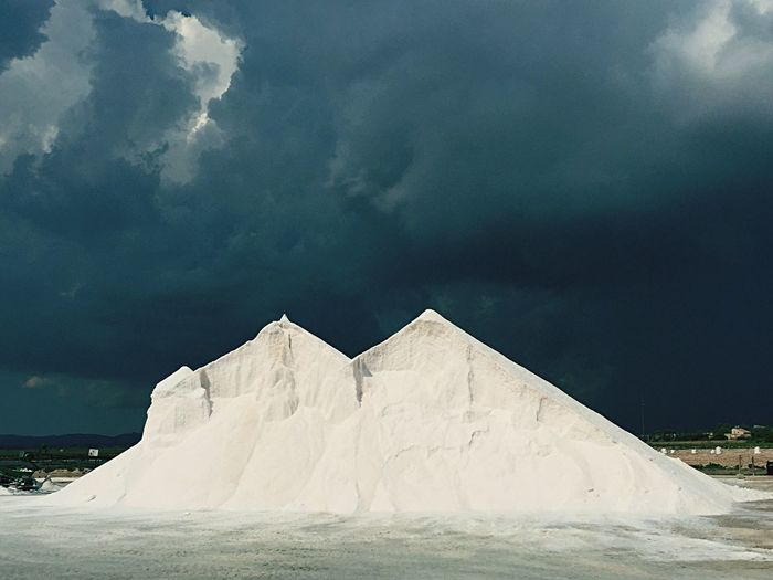Ses Salines Saline Mallorca Salt Mine Salt