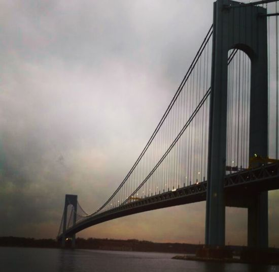 Verrazzano's Bridge Bensonhurst Ocean View Cool Relaxing Hanging Out Hello World Terrificview LoveNature Check This Out