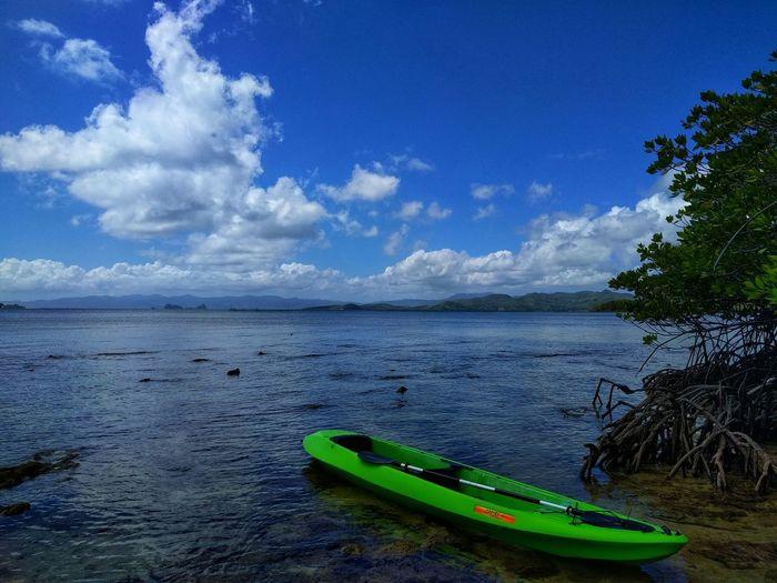 Kayak Water