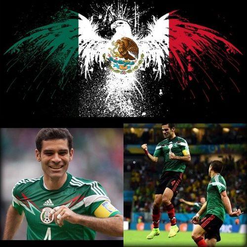 My MCM Rafael Marquez 4 !! ❤❤ MexicoTeamCaptin 1stGoal MexicoVsCroacia 3-1 MexicoWon VivaMexico SiSePudo ???✌