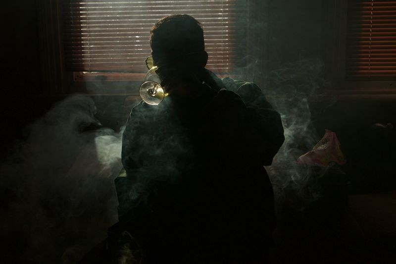   Mystery man   Mystery Mysteryphoto Canon Canonphotography Canon_official Canon 70d Photography Smoke Portrait Portrait Photography