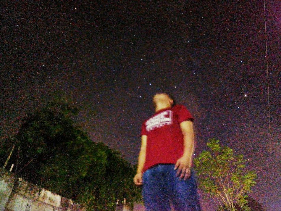Our Galaxy @ISO 800, 32s Smartphonephotography Outdoors Galaxy Young Adult Standing Star - Space Real People Night Sky Astronomy Nature Beauty In Nature Darkness And Light Milky Way Scenics Galaxy Star Field EyeemPhilippines Constellation Low Angle View Longexposure People Personal Perspective Check This Out First Eyeem Photo