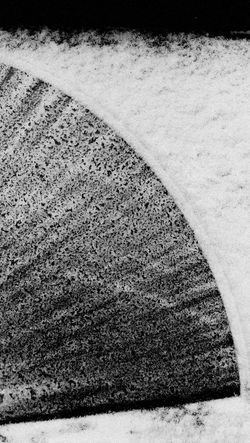 Iced Fan Cooling  Frost Window Car Blackandwhitephotography Winter Geometry Minimalism Snow Backgrounds Full Frame Beach Close-up