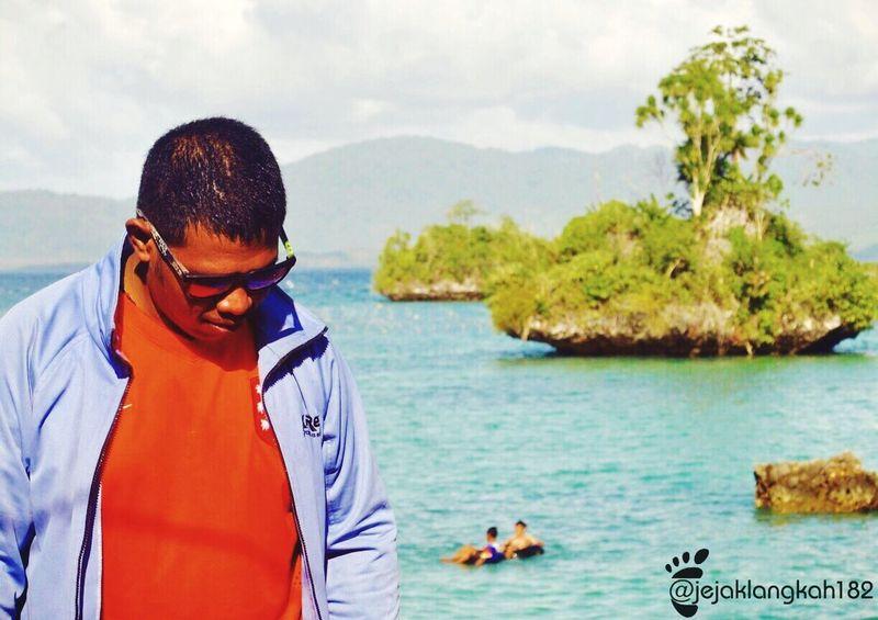 Napabale Lake, Raha, South-East Sulawesi.