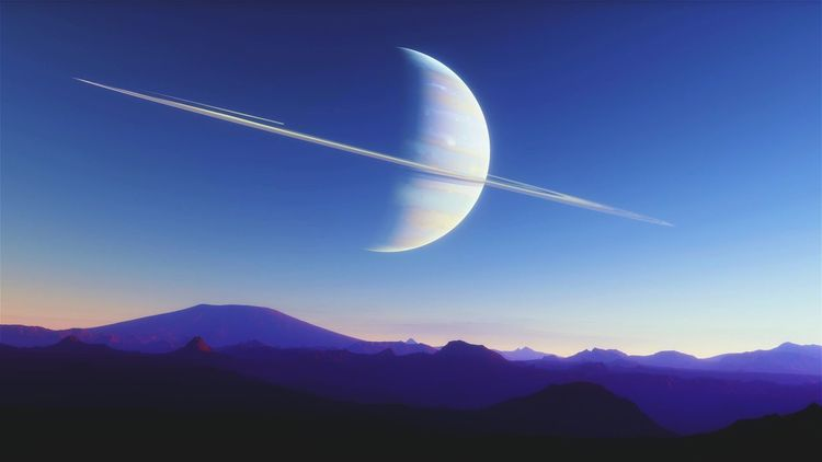 Mountain Moon Sky Mountain Range Nature Night Outdoors Scenics No People Technology Vapor Trail Space Landscape Clear Sky Astronomy Beauty In Nature Flying Airplane Galaxy