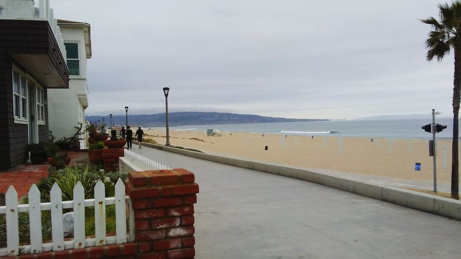 On My Lunch Beach Nature Foggy Day Sky Outdoors Water Sand Seabreeze