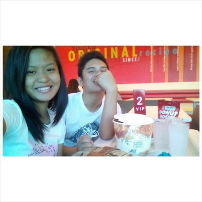 When I realize how unhappy I am I decided to find myself. And now that I found myself I realize that my happiness is you.. And to eat. Lmao! 💑💖😂 Gratitude P.s. Happy sweet sixteen Babe! :* Superlatepost March162015