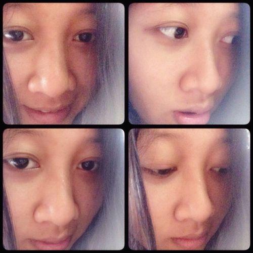 Selfie ✌ My Wife ♡ Beutiful  Face Bali
