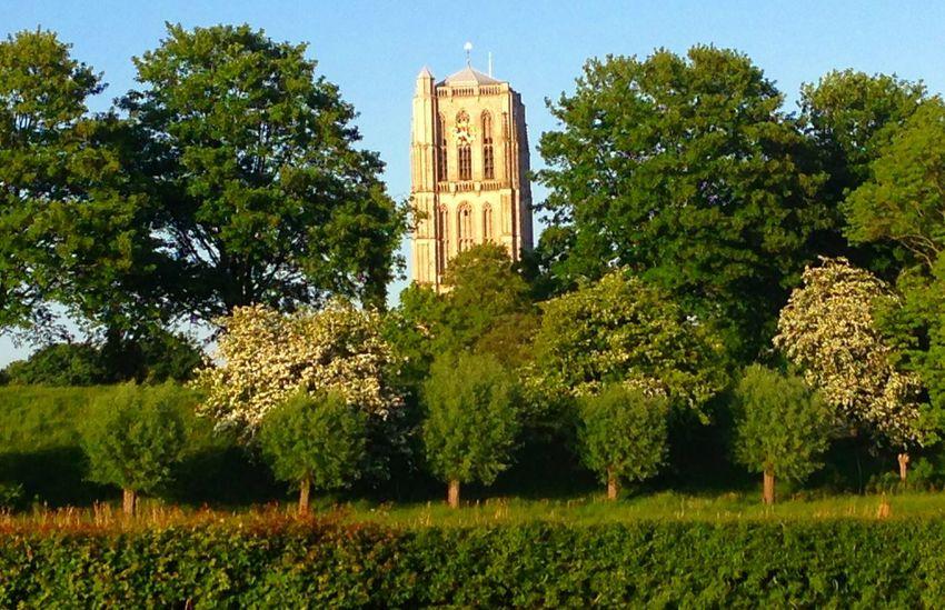 Church Brielle Netherlands Holland Catharijnekerk Hidden Gems