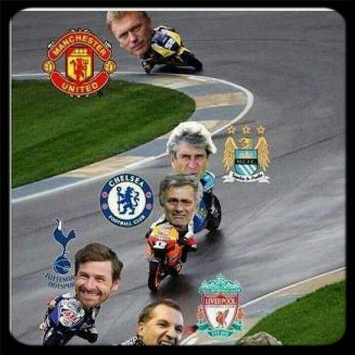 سباق الدوري الانكليزي