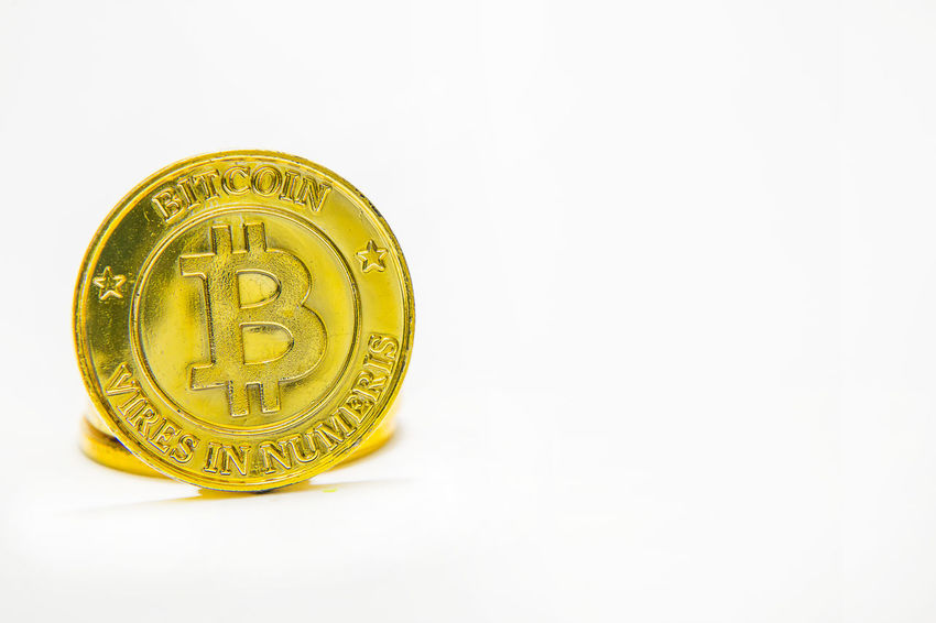 The Gold Bitcoinor BTC image Macro shots crypto currency Bitcoin coins electronic money. Bitcoin Bitcoin Cash Bitcoin Coin Bitcoin Miner Bitcoin Mining Bitcoin Stock Bitcoin Symbol Bitcoin Wallet Bitcoin Wallet App Bitcoins Close-up Coin Copy Space Currency Finance Gold Gold Colored No People Savings Single Object Studio Shot Wealth White Background