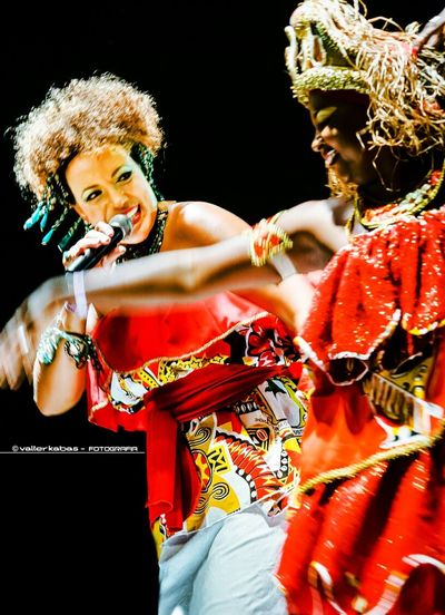 Ilê Aiyê - Salvador - Bahia - Brasil Ile Aiye Music Sing Concert