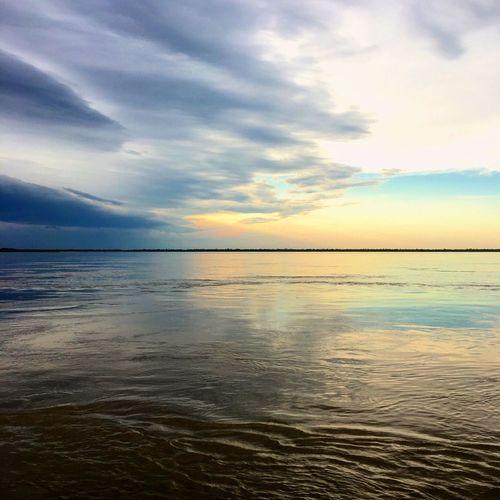 Esquina Corrientes Sunset Sky And Clouds Storm Clouds Stormy Weather No Sunset Boat Trip CorrientesArgentina Argentina Dorado Fish Fishing Time Esquina, Corrientes
