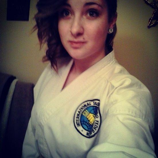 Tkd Taekwondo Martialart Itf testinggreenbeltfitstayfitreadysostoked