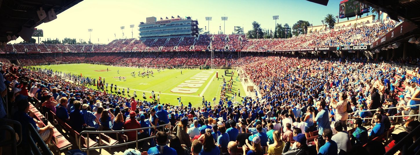 Stanford Stadium Panorama
