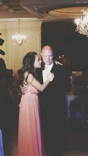Transitional Moments Sweet 16- father daughter dance