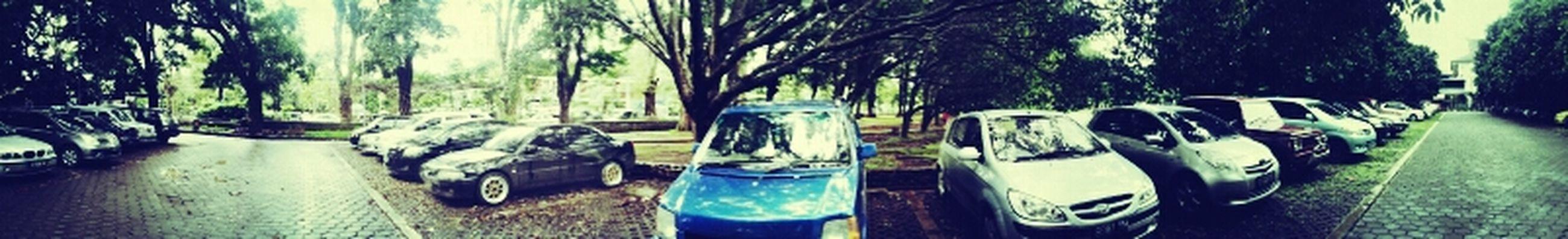 ITB Car Park