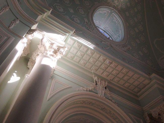 Architecture Interior Design Antique Empire Museum