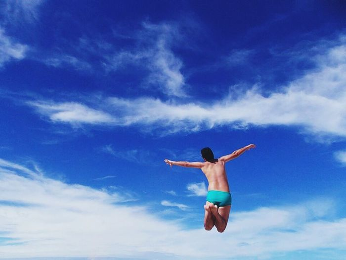 Voando Blue