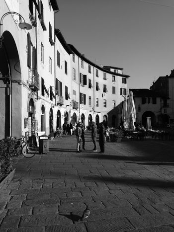 Lucca Architecture City Streetphotography