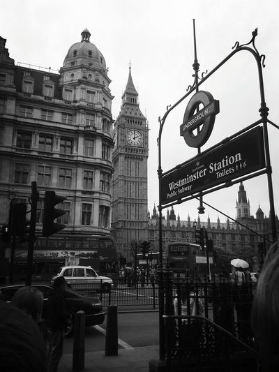 Architecture Government City Travel Destinations Day London Underground Metro English Bus The Big Ben Politics And Government Neverstopexploring  Travel Travel Photography Traveling England Westminster Station Welcome To Black The Street Photographer - 2017 EyeEm Awards The Architect - 2017 EyeEm Awards Neighborhood Map Postcode Postcards