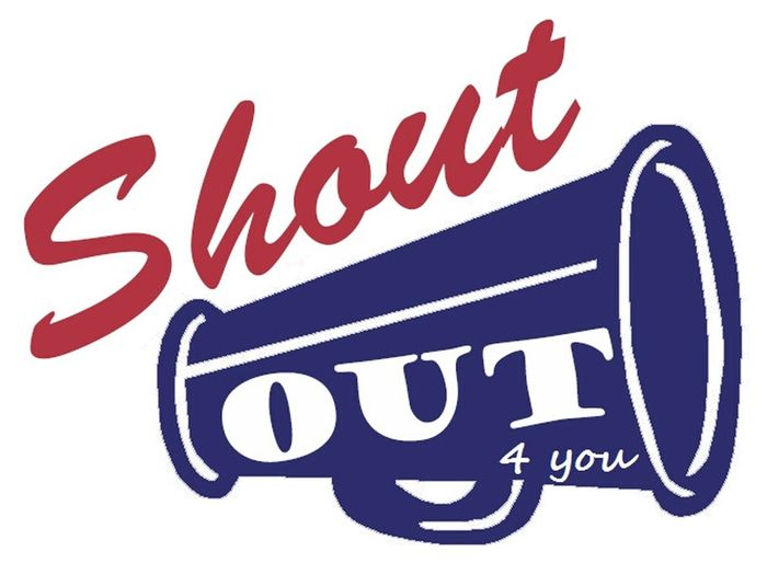 Would you like a shout out? Tell me here or e-mail what and who (voorsites@hotmail.com) ShoutOut ShoutOuts Shout Outs Shoutouts4you