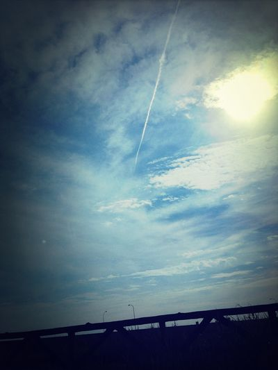Sky_collection IPhoneography Contrails Sky