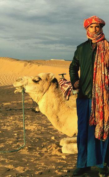 NOMAD Young Berber Man Berber  Touareg Desert Camel Driver Camel Sahara Desert Sahara Morocco Maghreb North Africa Modern Nomads Portrait Portrait Of A Young Man The Portraitist - 2017 EyeEm Awards The Week On EyeEm