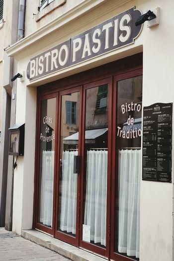 Saint Tropez Provence Pastís Bistro Cafe Bistrot