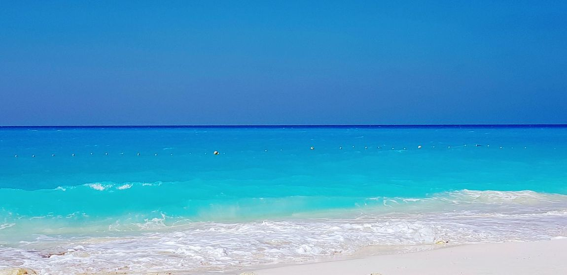 North coast, Alexandria, Egypt Water Sea Flamingo Beach Blue Sand Summer Clear Sky Beauty Tropical Climate Seascape Lagoon Venetian Lagoon French Polynesia Coast Reef Soft Coral