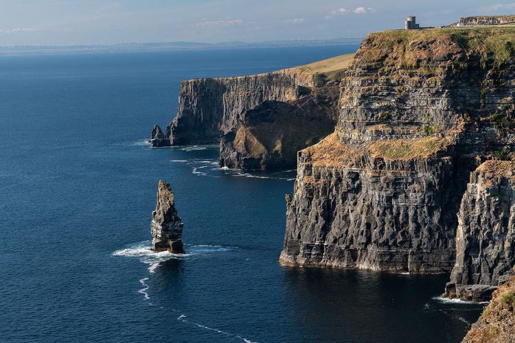 Cliffs of moher in irlanda