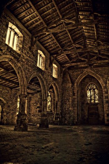 Skidbrooke Church. Built in the 13th century and abandoned in the 20th. It is rumoured to be the most haunted church in Lincolnshire. Architecture Historic History Place Of Worship Famous Place Medieval