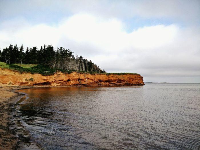 Prince Edward Island Shore Ocean Atlantic Ocean The KIOMI Collection Rocky