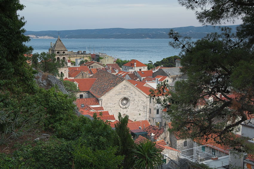 Architecture Day Old Buildings Old Town Building Exterior Built Structure No People Sky Outdoors Tourist Attraction  Urban Skyline Beauty In Nature NikonD3100 Omis Croatia