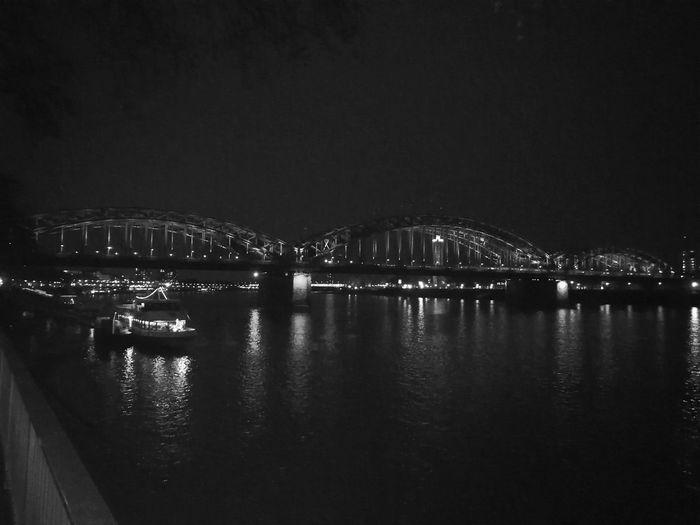 bridge, cologne