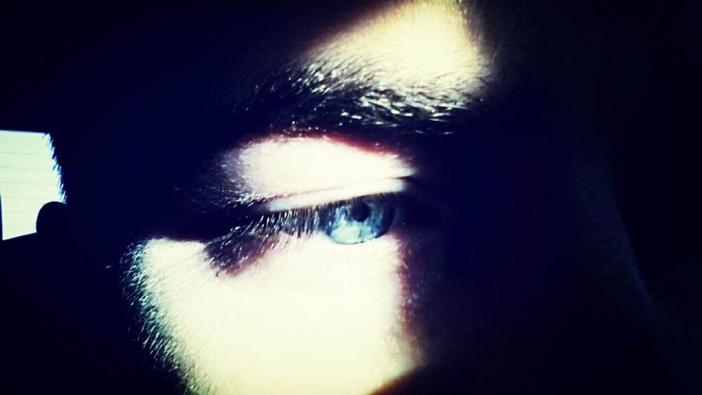 me Eye Myself Ich Guy Augen Auge Pics By Mr_badabing Me