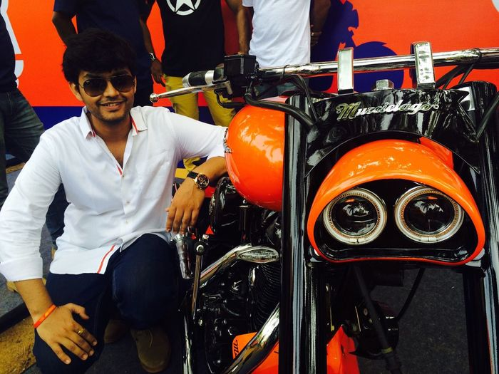 Bikers Royalenfield Goa