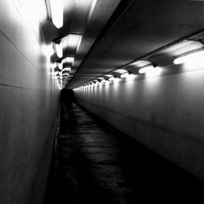 Let's hope there is light at the end of this tunnel IPhoneography IPhone Iphoneonly Instagram Sgig Instasg Bw Singapore