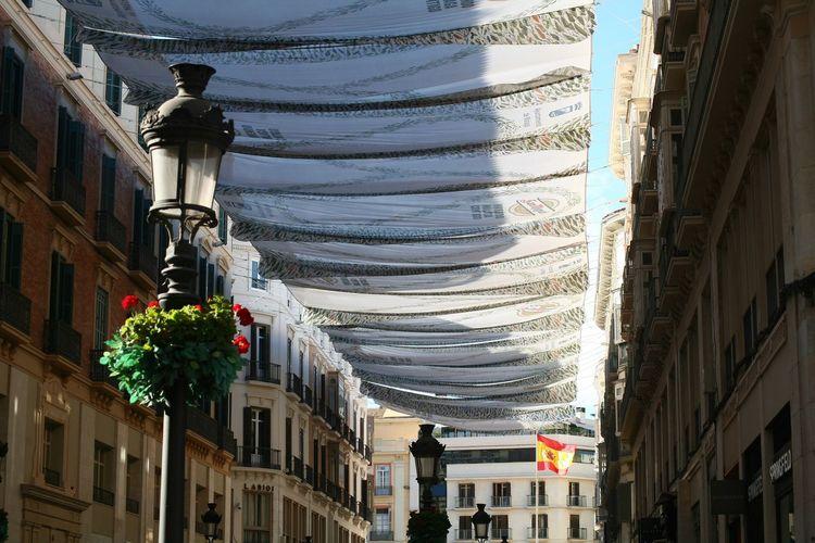 main Street Andalusia Street Photography Sevilla Spain