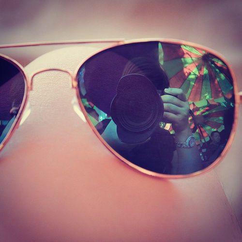 The Sun glasses effect Penangbeach