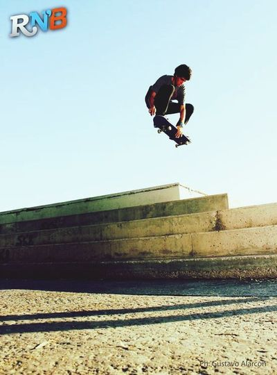 Indy grab Skateboarding Skate
