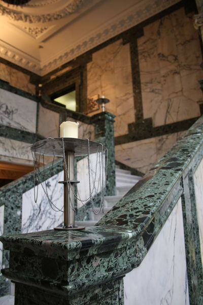 Architecture Built Structure Edinburgh Low Angle View Marble Marble Staircase Marble Struc Old Town Scotland