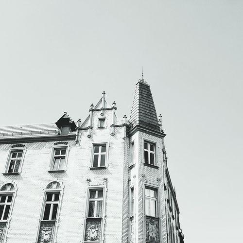 Architecture Old Town My Foto Katowice, Poland