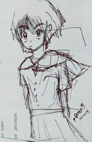 I miss being student. Eyeem Me :) When Boredom Strikes. Feeling Student Sketch