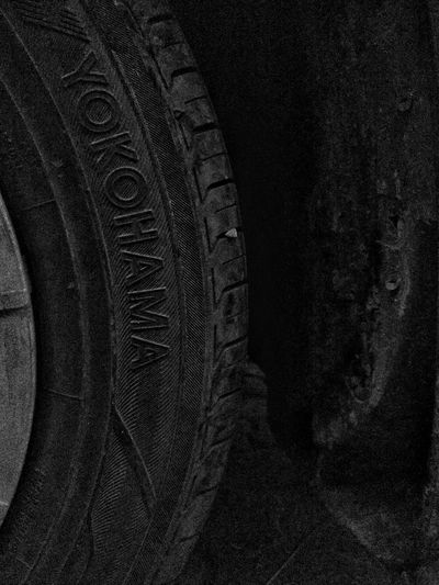 Tyre Dark No People Extreme Close Up Delhi Monochrome Black&white Black & White Blackandwhite Photography Tyre Lines Pattern Automobile Auto Black India Car Cars Wheel Shape Shapes Wearandtear Streetphotography Street Street Photography Streetphoto_bw