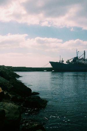 Mavinintonları Gökyüzümavi Blue Sea Blue Mavi Deniz Sea Sea And Sky Gemi