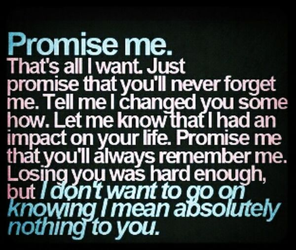 Promise Me ?/_\