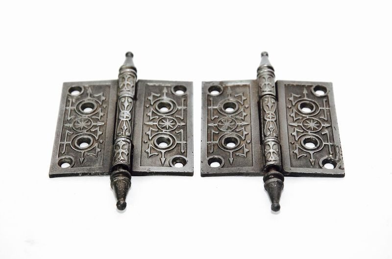 Antique Hardware Close-up Detail Door Hinges Hardware Hinge Hingestore Metal No People Old Old-fashioned Pattern Rusty Symmetry Victorian Victorian Hardware Victorian House