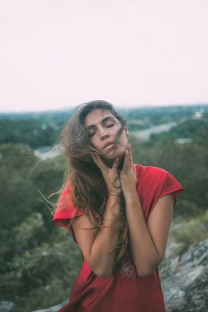 EyeEm Selects Beautiful Woman Nature Portrait EyeEm Best Shots